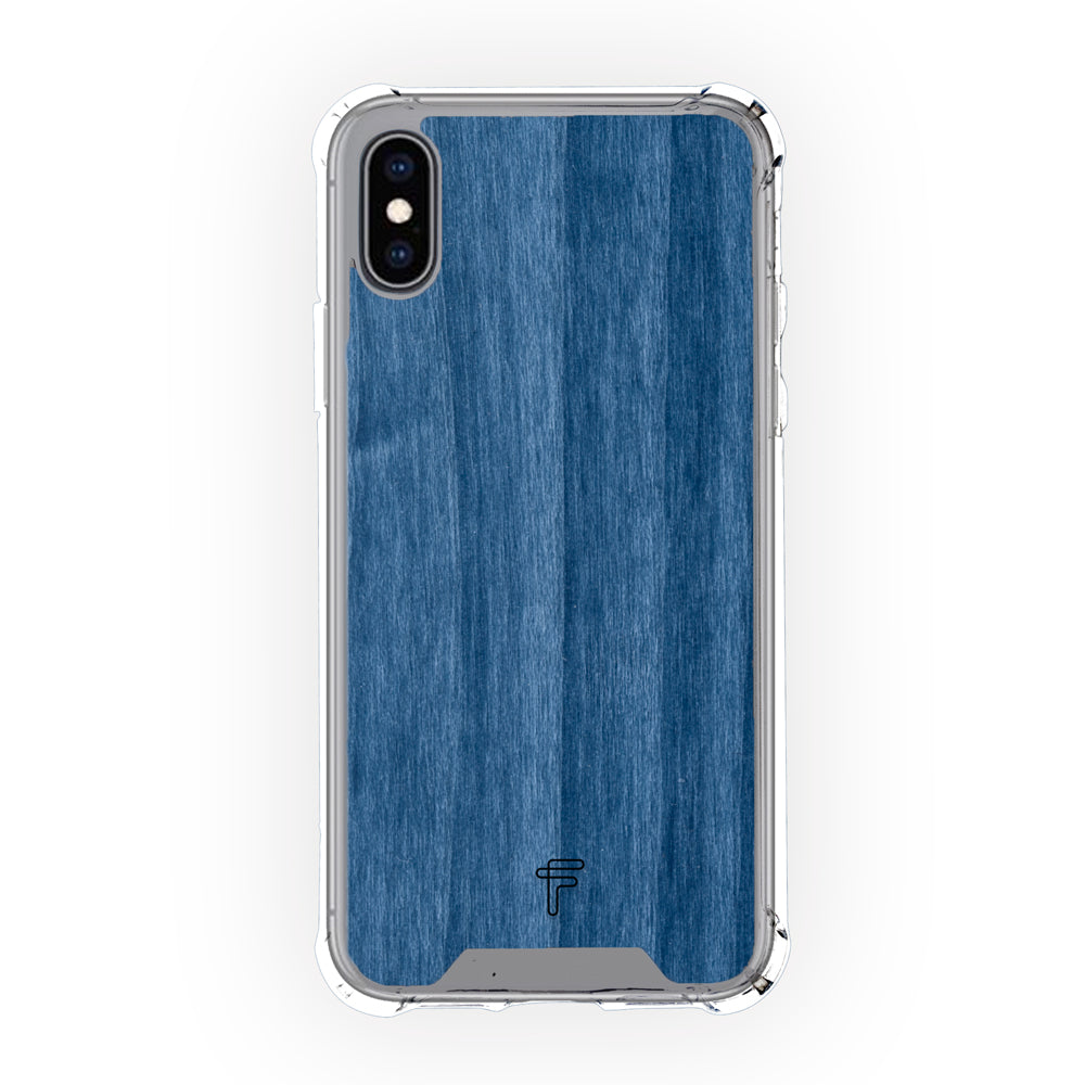 IPHONE X - XS WOOD CASE