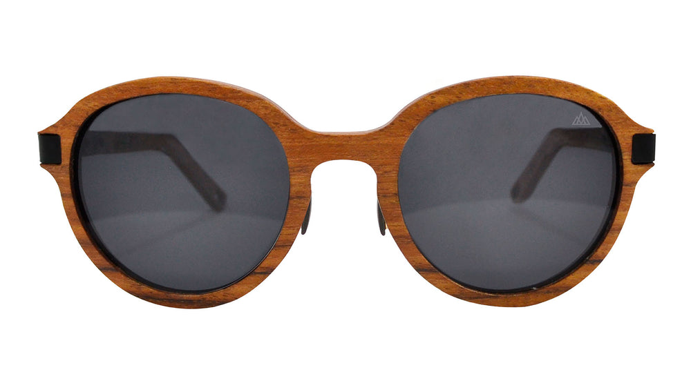 LINCOLN WOOD SUNGLASSES