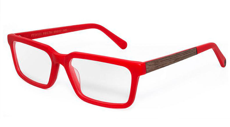 RECTA ACETATE EYEGLASSES