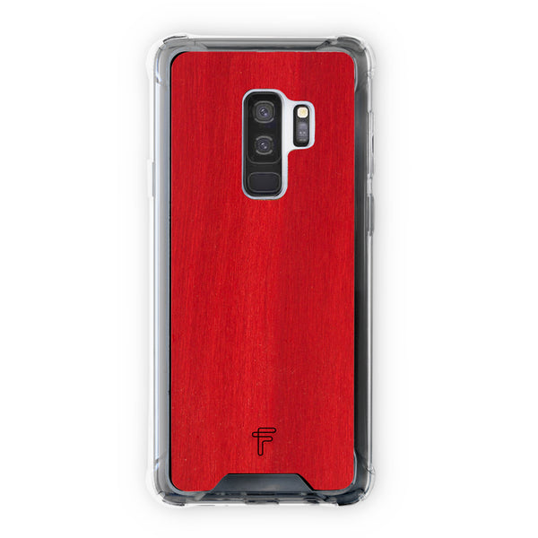 SAMSUNG S9 WOOD CASE