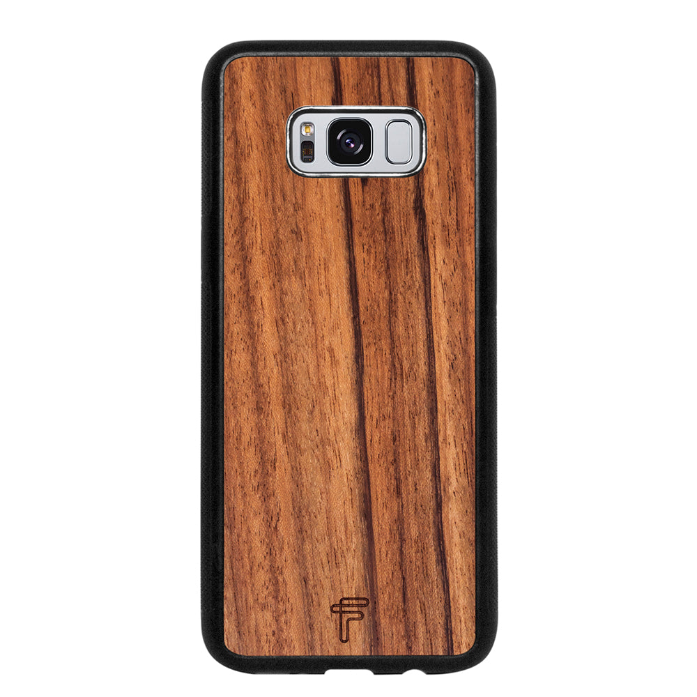 SAMSUNG S8 PLUS WOOD PHONE CASE