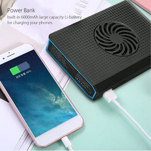 Power Bank Fan