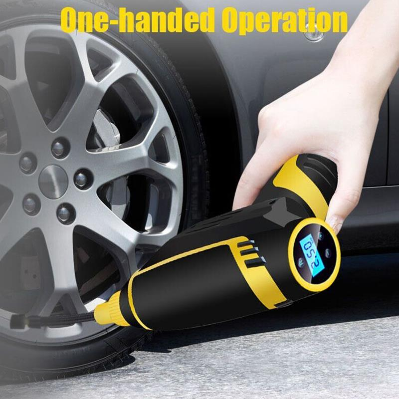 Portable Car Air Pump