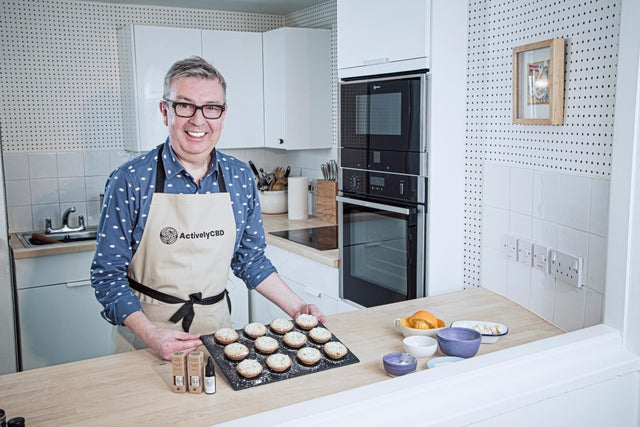 Ex Bake Off Star Bringing Out Mice Pies Containing CBD This Christmas