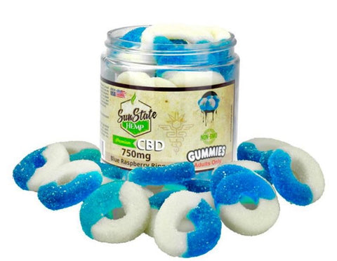 CBD Gummies Liverpool