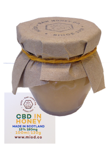 CBD Honey | Scottish | 180mg