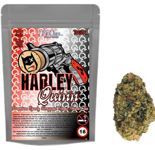 Load image into Gallery viewer, Harley Quinn - PREMIUM HERBAL HEMP TEA - 3gr 100% CBD Tea