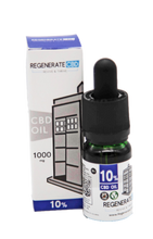 Load image into Gallery viewer, Buy Regenerate CBD | 10% CBD Oil Online | UK