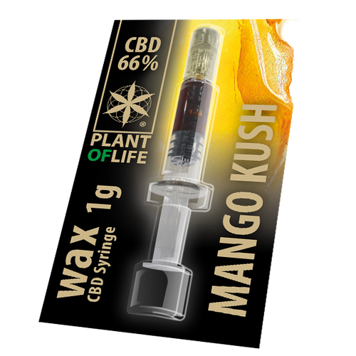 Buy CBD Wax 66% | 1g | UK