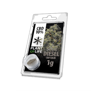 Plant of Life | CBD Solid 10%