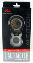 Altitech Handheld Altimeter and Compass