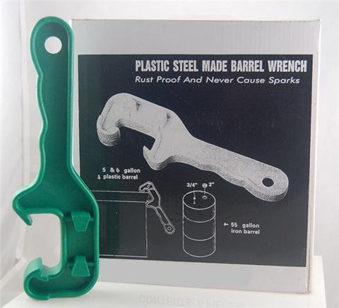 Barrel Wrench Lid Opener