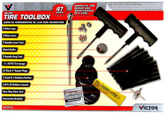 Deluxe Tire Toolbox 47 Pcs.
