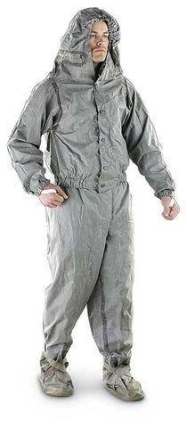 East German Chemical Suit