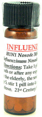 Influenza Defense Homeopathy