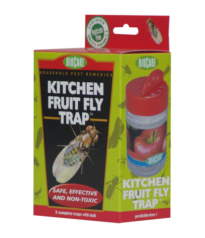 Kitchen Fruit Fly Trap