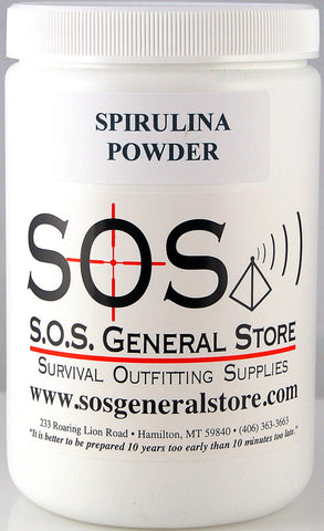 Spirulina Powder - 1 lb.