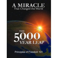 The 5000 Year Leap by Cleon Skousen