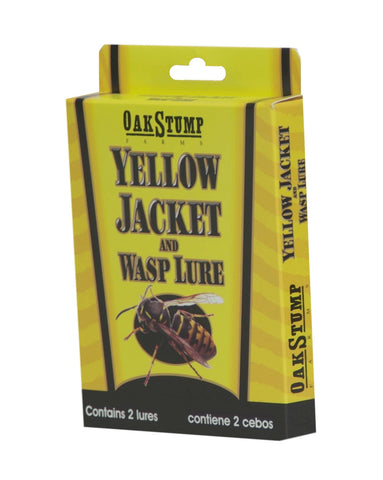 Yellow Jacket & Wasp Lure