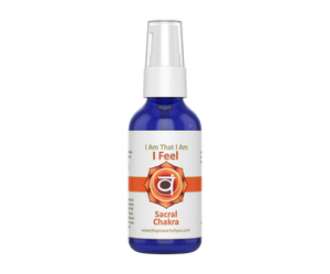 Sacral Chakra Spray (I FEEL)