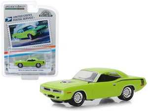 "1970 Plymouth HEMI ""Cuda Lime Green"""