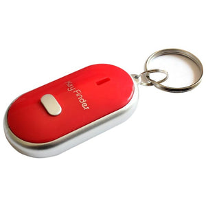 Whistle Go ! Sound Activated Finder Tag for Keys, Pets and Much More