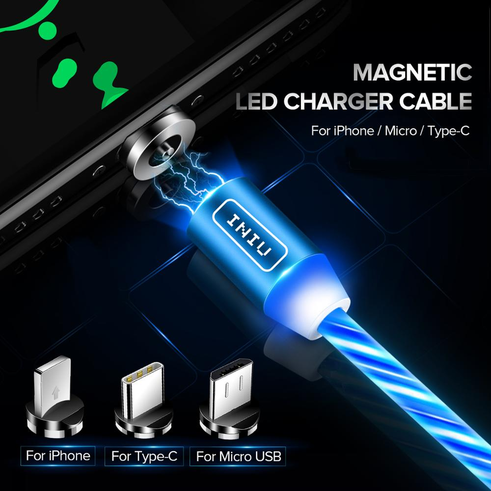 Original -  Magnetic 3 in 1 USB Charging Cable