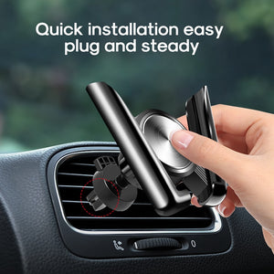 Mobile Holder for Car - Saves Space