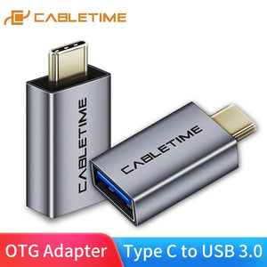 USB C TO USB 3.0 Converter - For Charging and Sync - Same Day Shipment