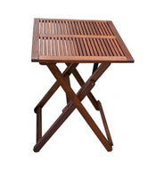 Island Square Folding Table 60cm
