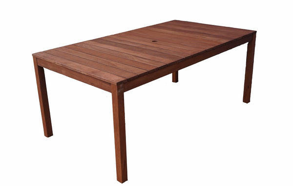 Supreme Rectangular Dining Table 1.8m