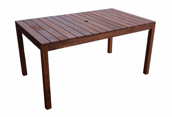Supreme Rectangular Dining Table 1.5m