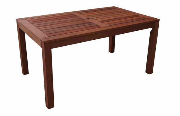 Standard Rectangular Dining Table 1.5m