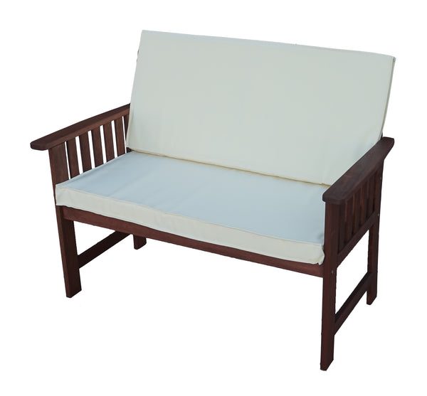 Matahari 2 Seater Bench with Cushion