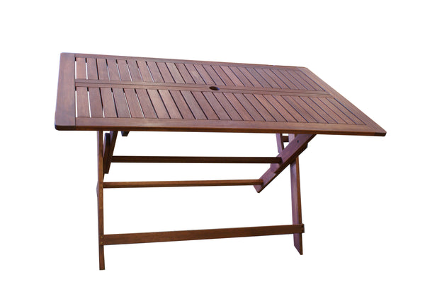 Island Rectangular Folding Table