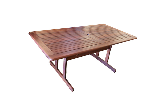 Tropical Rectangular Dining Table 1.8m