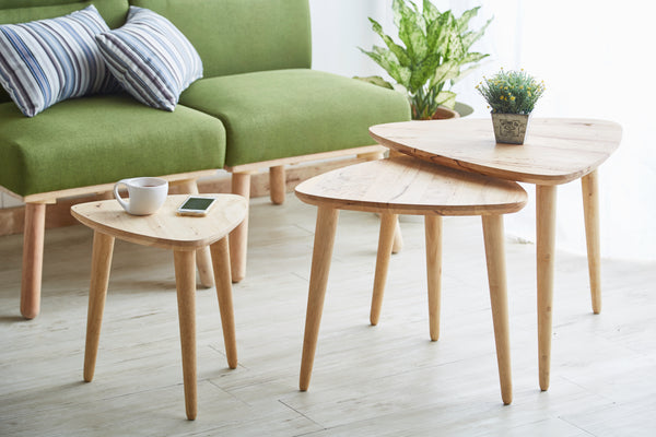 Trio Nesting Table (Set of 3)