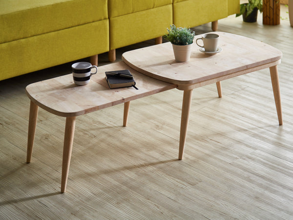 Big Tougue Extendable Coffee Table