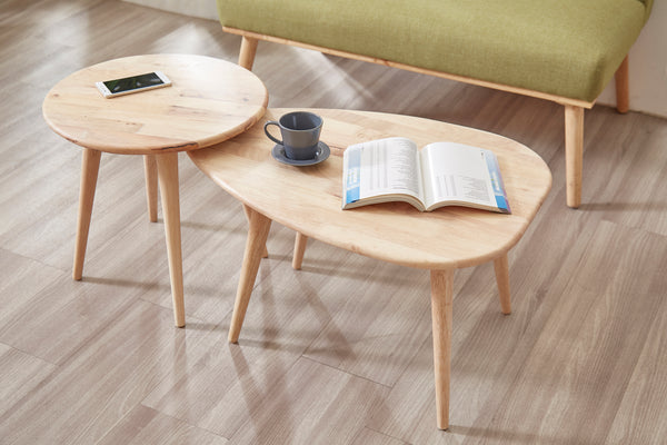 Beetle Coffee Table (Set of 2)