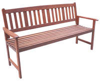 Malay 3 Seater Bench