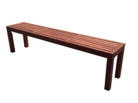3 Seater Backless Stool Bench