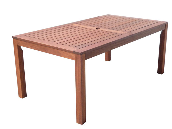 Standard Rectangular Dining Table 1.8m