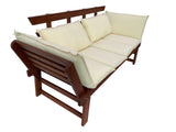 Aruba Day Bed with Premium Cushions