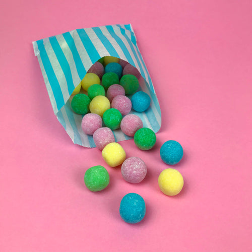Mixed Bonbons in Paper Bag