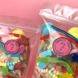 Pick & Mix Style Sweets in Recyclable Pouch