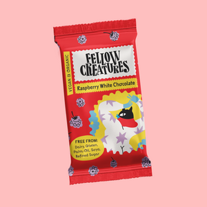 Fellow Creatures Organic Vegan Chocolate - 70g
