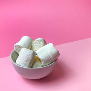 Vegan Jumbo Marshmallows