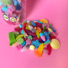 Load image into Gallery viewer, Pick & Mix Style Sweets in Recyclable Pouch