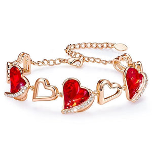 """With all my Heart"" Bracelet"