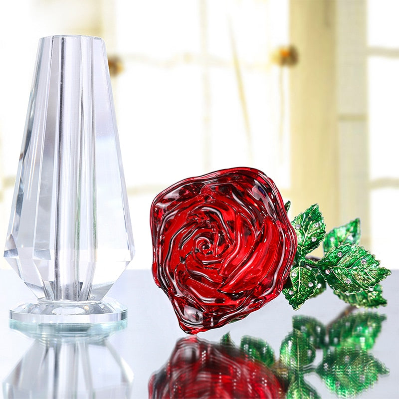 Crystal Eternity Rose